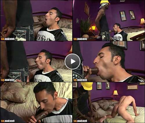 enormous black gay cock video