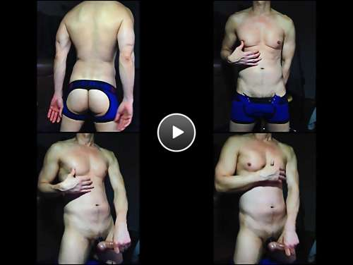jock strap gay video